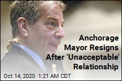 Anchorage Mayor Is Out After 'Unacceptable' Relationship