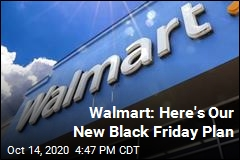 Walmart: Here's Our New Black Friday Plan