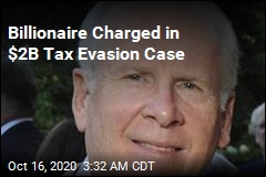 Texas Billionaire Charged in $2B Tax Fraud Scheme