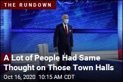 A Lot of People Had Same Thought on Those Town Halls