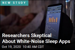 White Noise May Actually Make Sleep Worse