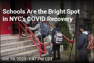 Schools Are the Bright Spot in NYC's COVID Recovery