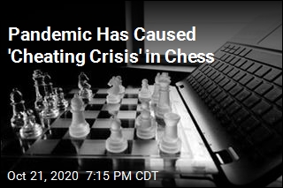Pandemic Has Caused 'Cheating Crisis' in Chess