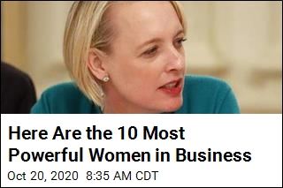 Here Are the 10 Most Powerful Women in Business