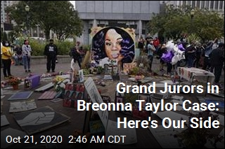 Grand Jurors in Breonna Taylor Case Speak Out