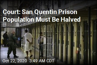 Court Orders California to Parole or Transfer 50% of San Quentin Inmates