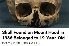 Skull Found on Mount Hood in 1986 Matched to Woman