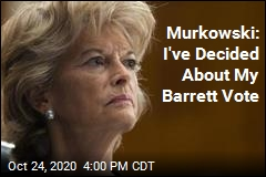 Murkowski Gives Her Take on the Barrett Vote