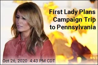 Melania Trump Plans Return to Campaign Trail