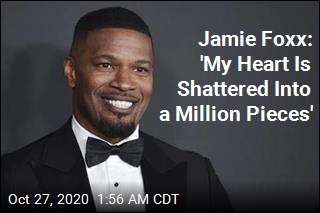 Jamie Foxx Mourns Younger Sister