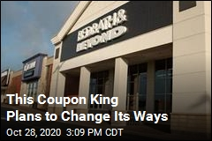 This Coupon King Plans to Change Its Ways