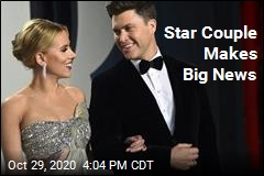 Star Couple Makes Big News