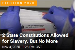 2 State Constitutions Allowed for Slavery. But No More