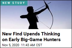 Young Woman Made Mark as Early Big-Game Hunter