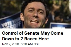 Control of Senate May Come Down to 2 Races Here
