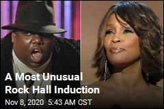 A Most Unusual Rock Hall Induction