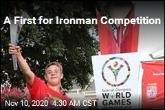 He Is the First With Down Syndrome to Do Ironman