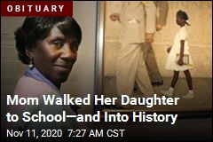 She Walked Her Daughter to School—and Changed History
