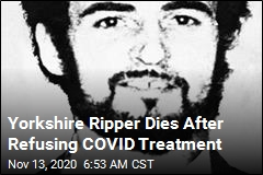 Serial Killer Dies After Refusing COVID Treatment