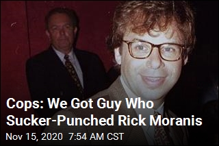 Cops: We Got Guy Who Sucker-Punched Rick Moranis
