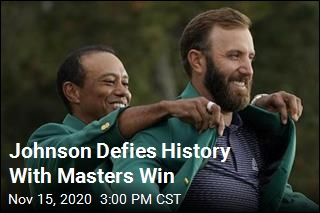 Dustin Johnson Wins 'One-of-a-Kind' Masters