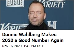 Donnie Wahlberg Leaves Another $2020 Tip