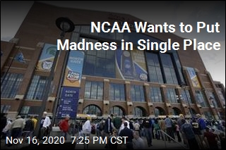 No More Regionals: NCAA Wants Single Host for 2021 Tournament