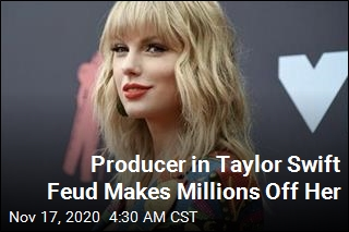 Producer in Taylor Swift Feud Sells Her Masters