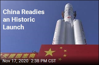 China Readies an Historic Launch