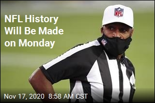 NFL History Will Be Made on Monday