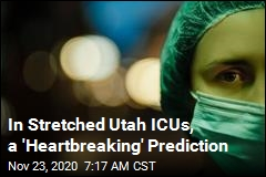 In Stretched Utah ICUs, a 'Heartbreaking' Prediction