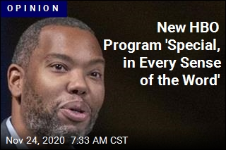 HBO's Ta-Nehisi Coates Special: a Personal Story 'Universalized'
