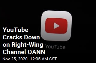 YouTube Cracks Down on OANN After Fake COVID Cure