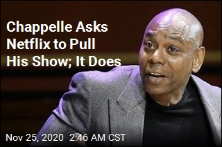 Chappelle Asks Netflix to Pull Chappelle's Show , and It Does