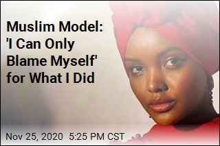 Muslim Model: 'I Can Only Blame Myself' for What I Did