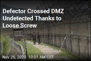South Korea: Loose Screw Allowed Defector to Cross DMZ