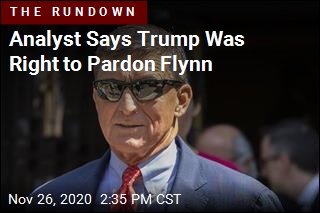 Analyst Says Trump Was Right to Pardon Flynn
