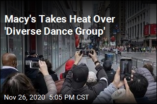 Macy's Takes Heat Over 'Diverse Dance Group'