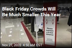 Black Friday Offers Hope to Struggling Retailers