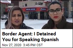 Detained for Speaking Spanish, These Women Sued