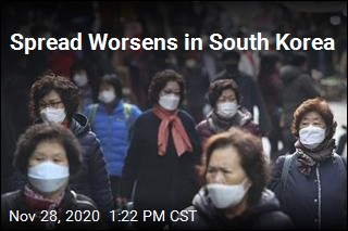 Infections Rise in South Korea
