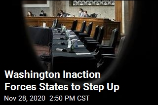 Inaction in Washington Forces States to Take Action