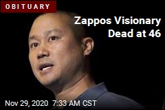 Zappos Visionary Dead at 46