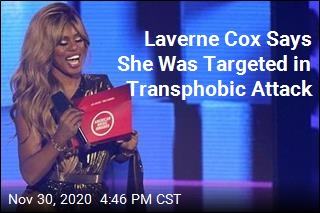 Laverne Cox Says She Was Targeted in Transphobic Attack