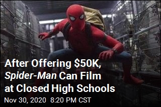 Spider-Man Gets Permission to Film in Closed Atlanta Schools
