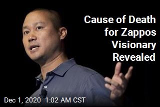 Cause of Death for Zappos Visionary Revealed