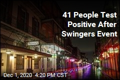 41 People Test Positive After Swingers Event