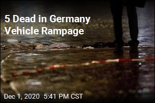 5 Dead in Germany Vehicle Rampage