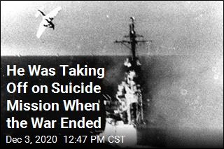 A Kamikaze Pilot Lives to Tell the Tale