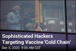 Sophisticated Hackers Targeting Vaccine Distribution